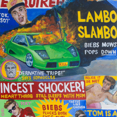 Lambo-Slambo-(Enquirer)-32x24-acrylic-on-panel2
